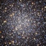 Herkules Globular Cluster, Image credit: ESA, NASA