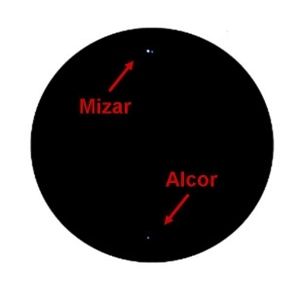 Mizar & Alcor