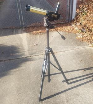 Coronado Personal Solar Telescope